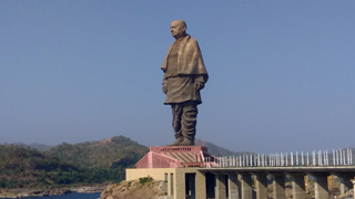 Tour to Statue of Unity